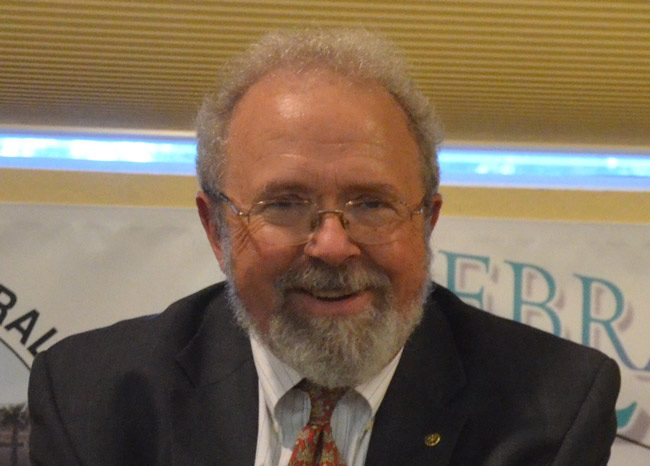 robert cuff palm coast city council candidate