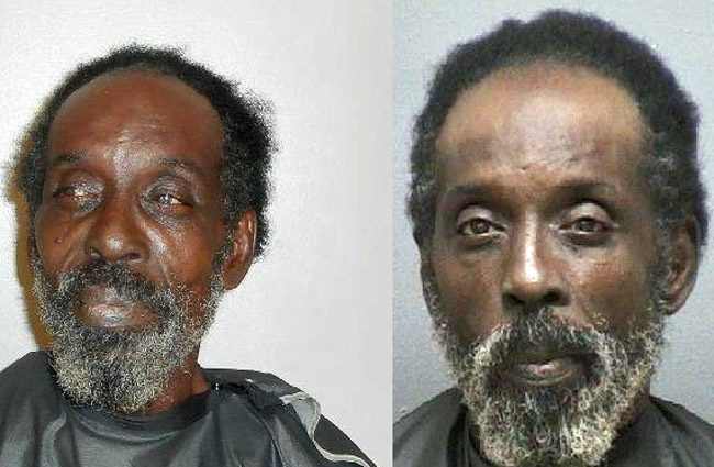 Two views of Robert Emanuel, unfortunately drawn from police records. If anyone has more current images of Emanuel that can be substituted here, please email them to editor@flaglerlive.com. Emanuel was murdered in Bunnell, succumbing this week or last to injuries he suffered in a beating at his home in mid-September. The Bunnell Police Department is being mum on the circumstances of Emanuel's murder.