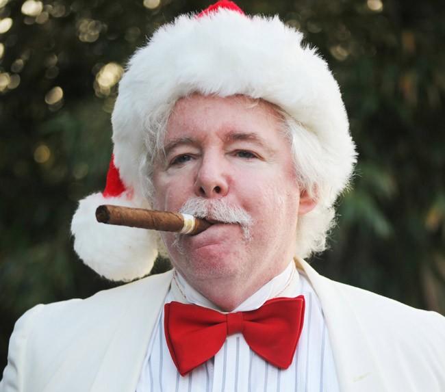 robert gill mark twain christmas