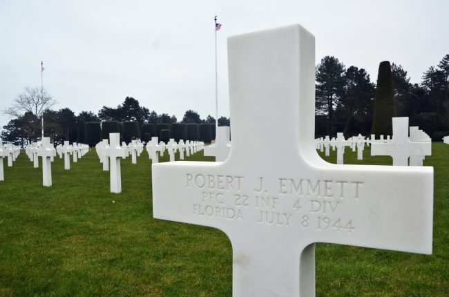memorial day commemorations robert j. emmett