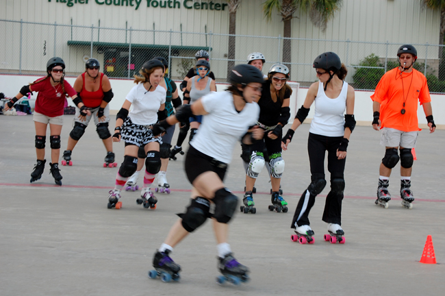 Palm Coast Derby Beaches in action