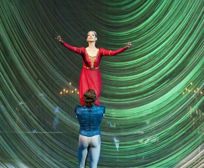 The State Ballet Theatre of Russia presents Romeo and Juliet