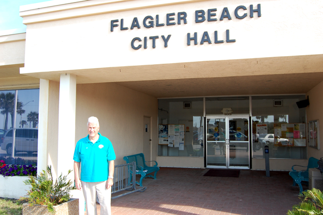 ron vath flagler beach city commissioner ron vath