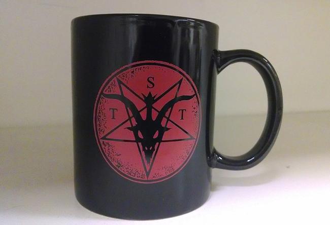 The Satanic Temple knows merchandising.