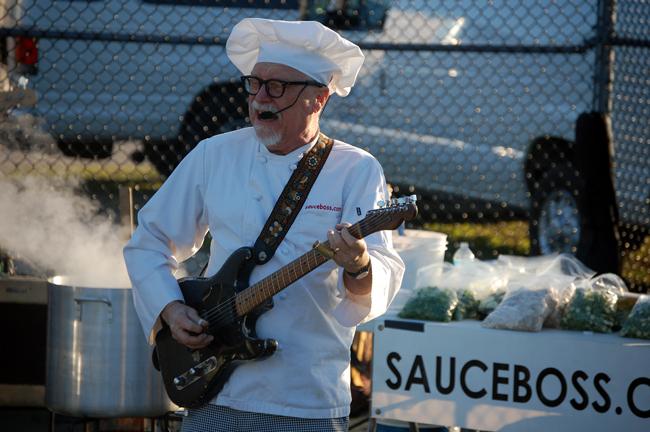 sauce boss bill wharton gumbo for the homeless