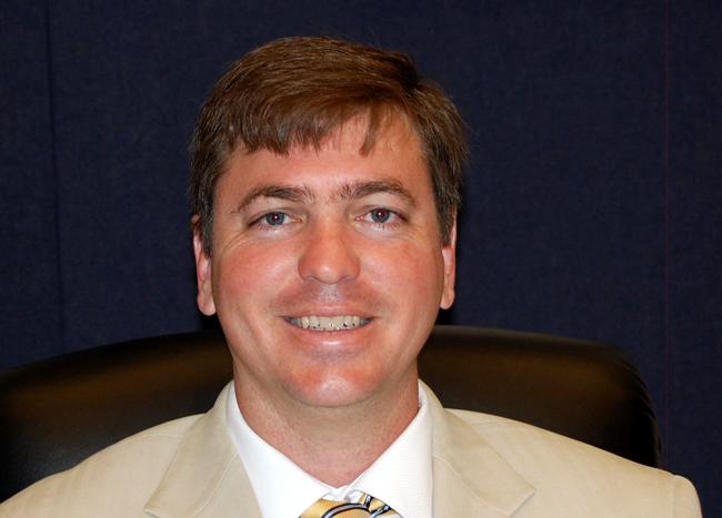 trevor tucker flagler county school board candidate 2010