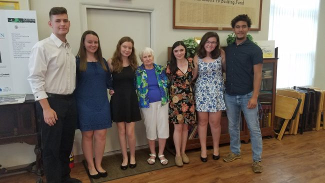 flagler woman's club scholarships