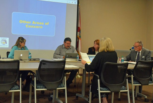 The Flagler County School Board is deferring most detailed decisions on the hire of its next superintendent but agreed to general parameters at a special session on the matter Tuesday.