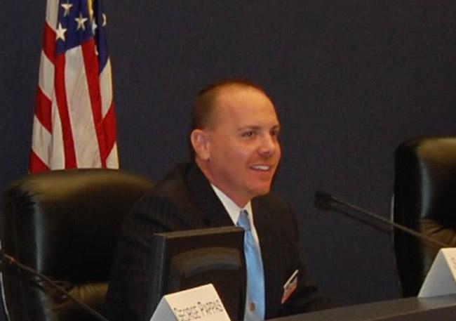 Circuit Judge Scott DuPont. (© FlaglerLive)