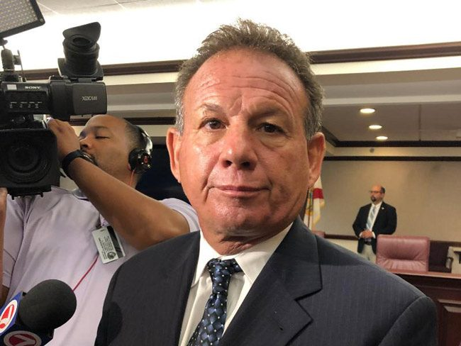 Combative Exchanges Punctuate Hearing on Broward Sheriff