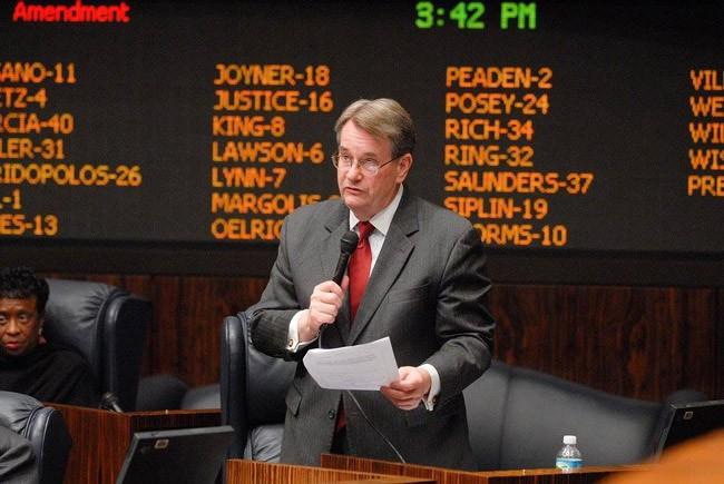 former Senate President Don Gaetz