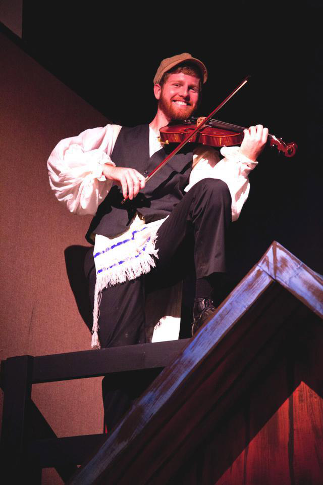 Quot Fiddler On The Roof Quot Flagler Playhouse Goes Shtetl With