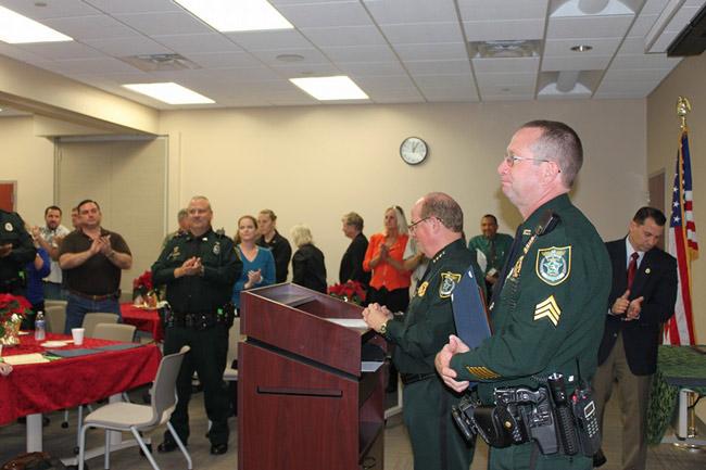 flagler county sheriff van buren deputy of the year