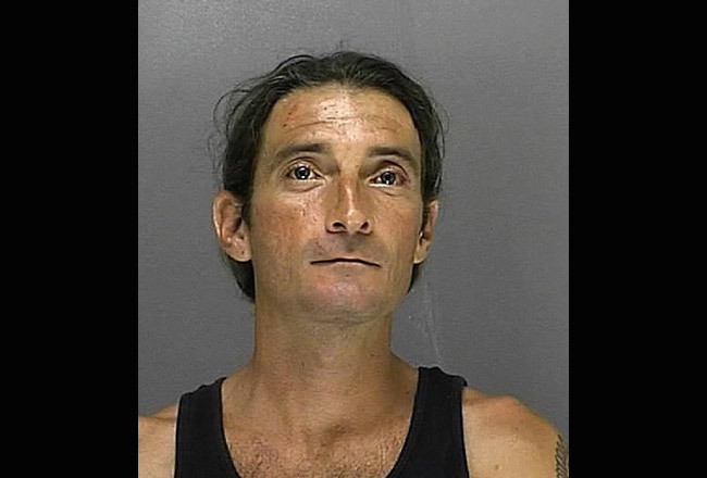 Shaun Williams claimed to Flagler County deputies on Friday that he was robbed at gunpoint in a cow pasture off State Road 100, and ordered to strip. (Volusia County)