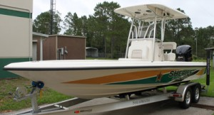 flagler county sheriff boat