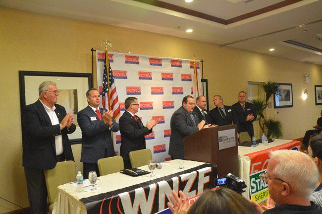 flagler sheriff candidates 2016