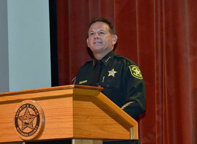Broward County Sheriff Scott Israel is facing calls to resign. (Facebook)