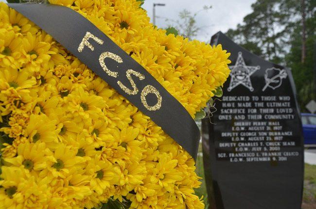 sheriff's memorial