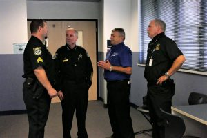 sheriff's officials