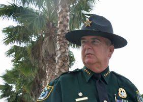 Sheriff Rick Staly