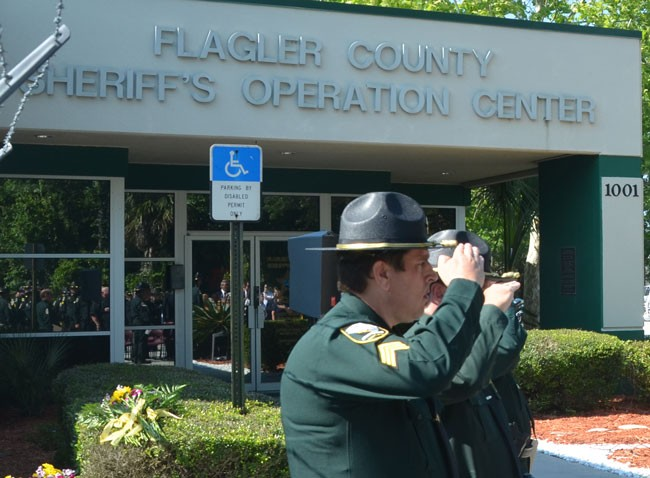 The last time Flagler County Sheriff's deputies got a substantial raise dates back to 2009. (© FlaglerLive)