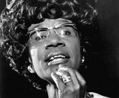 shirley chisholm presidential medal of freedom