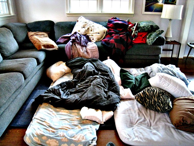 Bed-making not required, but a limit of two sleepers per room is, in Flagler County's new short-term rental ordinance. (John Mignault)