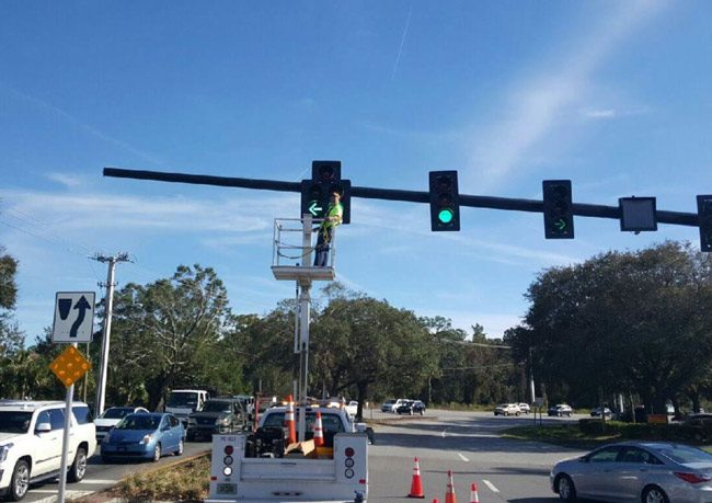 palm coast signals