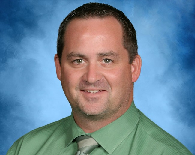 Sims Dustin, a former assistant principal at Old Kings Elementary and current assistant principal at Flagler Palm Coast High School, began his career as an English teacher.