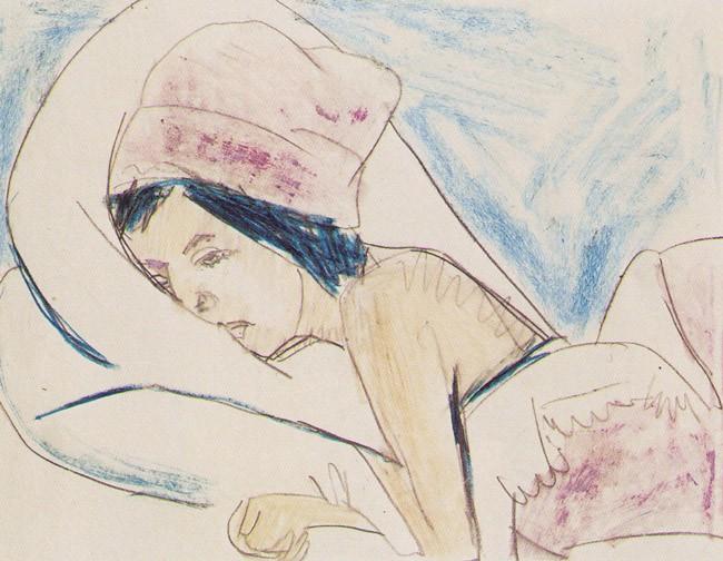 enernest ludwig kirchner sleeping woman abortion waiting period florida