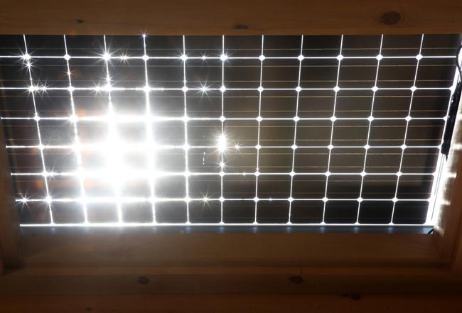 Better rethink those solar panels. (Department of Energy)