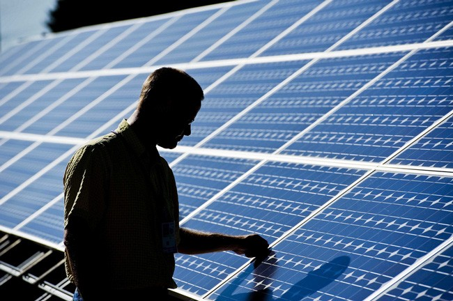 Utilities will try hard to stop a proposed constitutional amendment that would make solar power