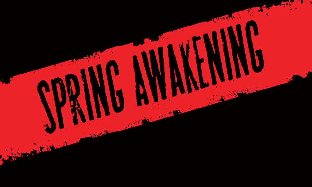 """Spring Awakening,"" the musical, at City Repertory Theatre in Palm Coast all weekend. See below for details and tickets."
