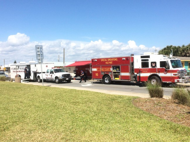 st johns county hazmat