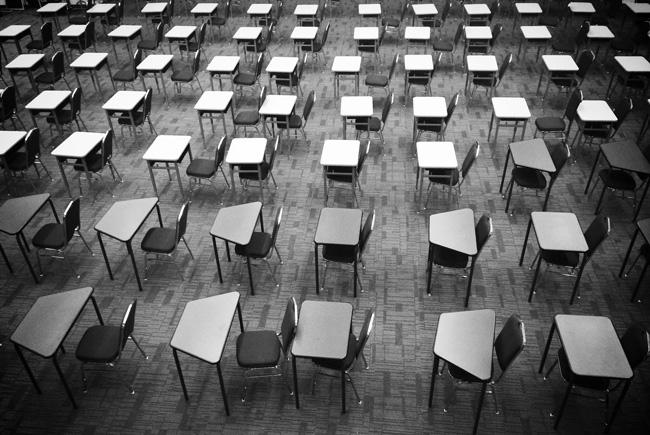 Regimentation, yes, education, probably not. (Thomas Galvez)