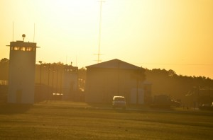 Starke at sunset. Click on the image for larger view. (c Flaglerlive)