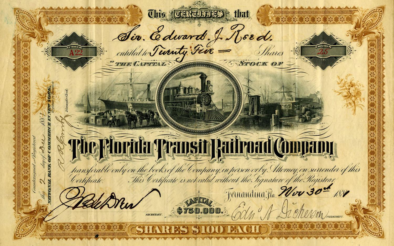 florida transit railroad company