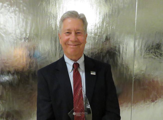 Dr. Stephen Bickel. (FHF)