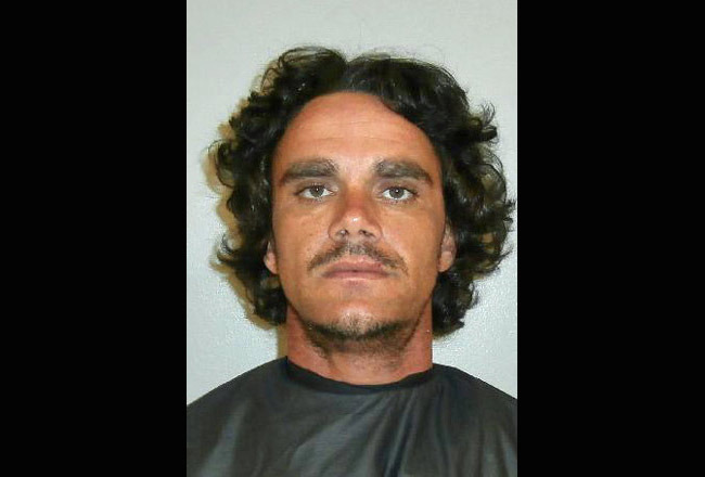 Steven Shurr of Flagler Beach was arrested in Bunnell and charged with two burglaries Thursday.