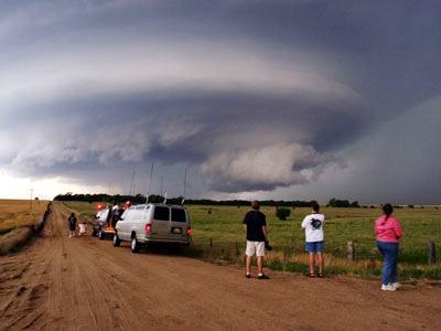 storm chasing tornado watch flagler county