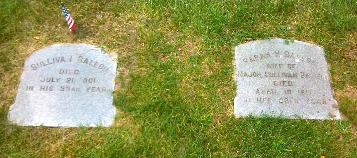 Memorial Day: Maj. Sullivan Ballou's Last Letter to His Wife ...
