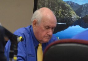 County Commission Chairman Dave Sullivan. (© FlaglerLive)