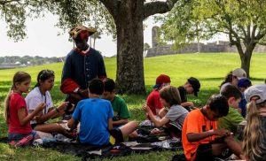 fort matanzas summer camps