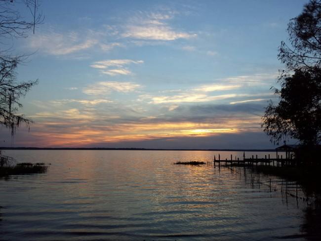 sunset lake disston