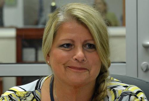 Supervisor of Elections Kimberle Weeks. (© FlaglerLive)
