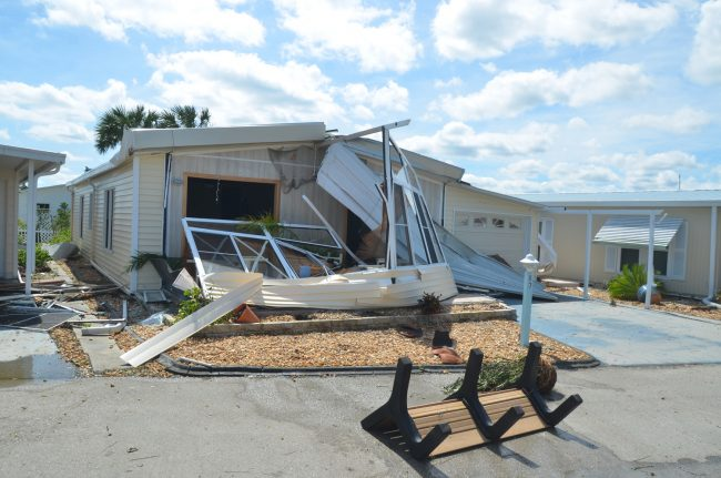surfside estates hurricane matthew
