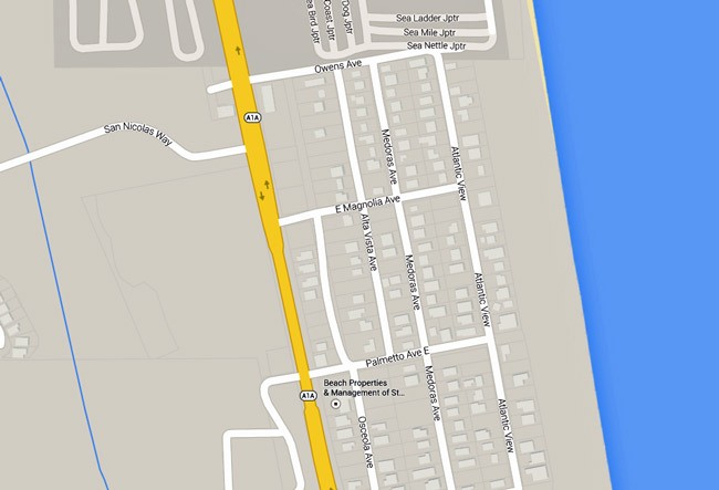 Susan Lantz of St. Augustine was killed just north of East Magnolia Avenue Sunday morning.