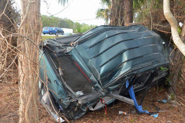 suv crash i-95 ford explorer