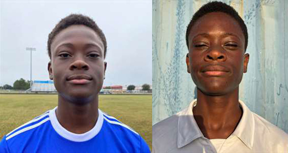 Giovanne Sylvain, who's played soccer on Matanzas High School's team, has been missing since Friday.