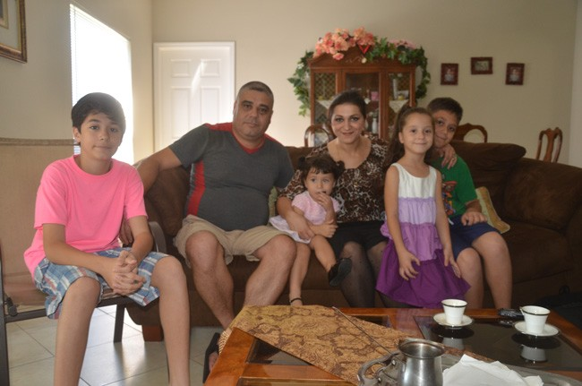 syrian family palm coast